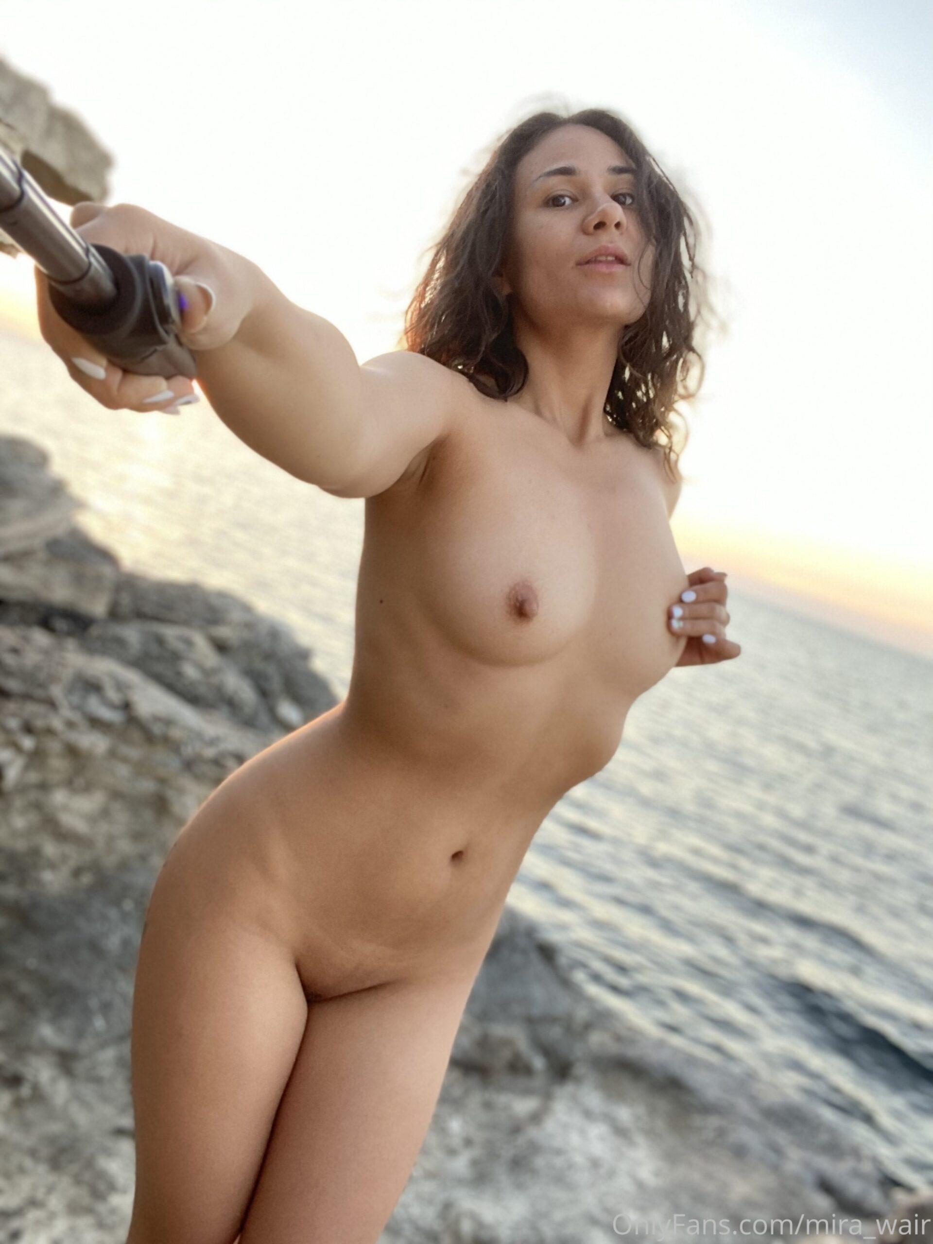 Mira Wair - Onlyfans Fotos Porno