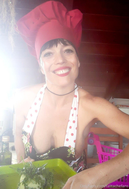 Talita la Chef de onlyfans 3